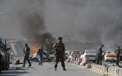 Взрыв возле посольства Германии в Афганистане унес жизни 80 человек
