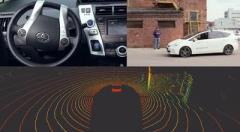 """Яндекс"" представил прототип беспилотного авто (ВИДЕО)"