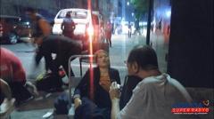 Перестрелка в отеле на Филиппинах: люди выпрыгивали с окон