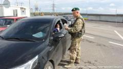 Ситуация на КПВВ в зоне АТО: «Гнутово» и «Новотроицкое» почти свободны
