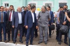 Жебривский анонсировал запуск трех дополнительных поездов в Мариуполь