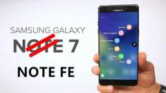 Samsung Galaxy Note 7 возвращается на рынок под другим именеи