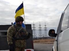 Более 460 авто собрались в очередях на КПВВ на Донбассе