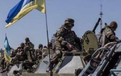 За день боевики совершили 19 обстрелов, ранен военный
