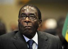 93-летний президент Зимбабве Мугабе будет участвовать в президентских выборах 2018 года