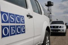 ОБСЄ: бойовики закладають протитанкові міни на блокпосту біля Первомайска