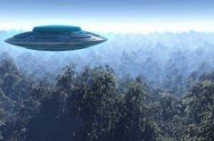 Над российским городом «засекли» таинственный НЛО