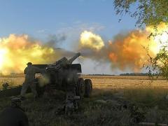 Сводка: оккупанты 31 раз обстреляли наши позиции, в ход пустили тяжелое артиллерийское вооружение, - штаб АТО