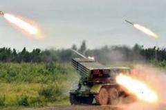 В секторе «Мариуполь» боевики использовали «Град»