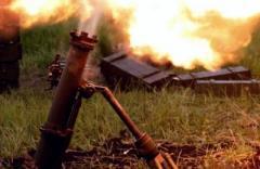 Позиции ВСУ под Мариуполем враг обстреливал из минометов калибра 120 и 82 мм