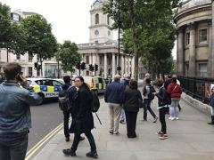 ЧП в Лондоне: с Трафальгарской площади эвакуируют людей