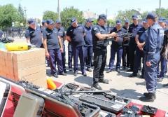 Спасатели Мариуполя получили новую технику и современное оборудование