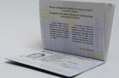 Украинский паспорт вошел в тридцатку самых влиятельных в мире