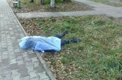 В Киеве на улице расстреляли женщину
