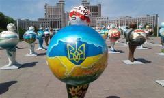 Посольство Украины в Астане передало МИД Казахстана ноту по поводу карты без Крыма