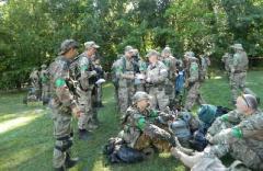 Мариупольцы прошли первые всеукраинские учения отрядов теробороны