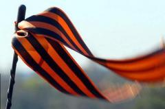 Завтра вступает в силу закон о запрете георгиевской ленты