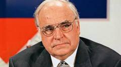 Умер экс-канцлер Германии, при котором была разрушена Берлинская стена