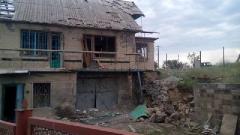 Селище Бердянське обстріляли з важкої зброї