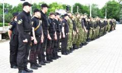 Поліція посилює патрулювання на Донеччині