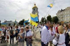 Число людей, которые задекларировали украинскую национальную идентичность, радикально увеличилось
