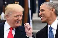 Не такой как у Обамы, а больше: Трамп неприлично хвастает