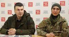 Поліцейські допитали кілера, який намагався вбити добровольців Осмаєва та Окуєву