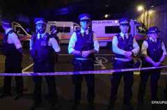 В Лондоне фургон протаранил толпу верующих: есть погибшие