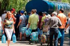 Александровке сегодня планируют дать воду, Авдеевка все еще без газа, - ГСЧС