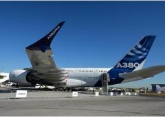 Airbus представил самый большой в мире пассажирский самолет