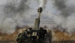 Опорные пункты ВСУ около Талаковки противник обстрелял из ствольной артиллерии калибра 122 мм,- штаб АТО