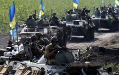 Полторак: В зоне АТО находятся 34 тыс. бойцов ВСУ, в этом году погибли около 120 военнослужащих