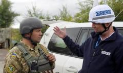 "В ""ДНР"" открестились от нападения на патруль ОБСЕ"