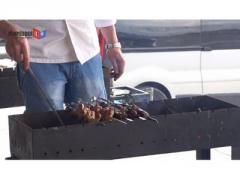 В Мариуполе прошел фестиваль уличной еды. ВИДЕО