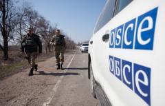 ОБСЕ на Донбассе сообщила о технике возле границы с РФ