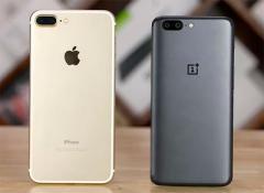 Китайский клон iPhone 7 Plus оказался шустрее оригинала (ВИДЕО)