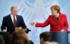 """""""Меркель очень устала от Путина"""", - Гордон рассказал, как Берлин накажет Кремль за постоянные обманы. ВИДЕО"""