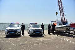Морская полиция готова патрулировать Азовское побережье на катерах