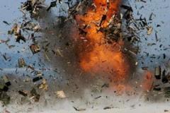 На Донетчине парень с девушкой пытались разобрать боеприпас, произошел взрыв