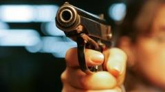В киевской высотке застрелили мужчину: первые подробности