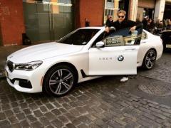В Киеве запустили такси «для богатых»