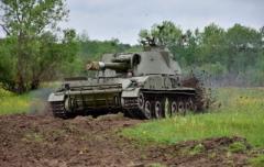 Укроборонпром испытал партию обновленных САУ. ВИДЕО