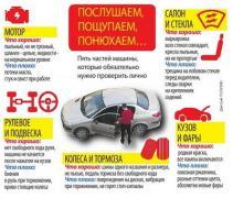 Как самому проверить при покупке подержанное авто