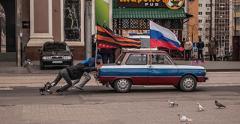 Главарь путинской «республики» бросился в бега