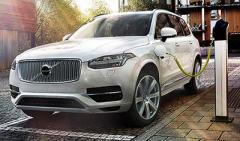 Volvo объявил о переходе на производство электромобилей