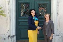 У понеділок до України приїде міністр закордонних справ Португалії