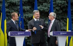 Результаты саммита Украина-ЕС устраивают Порошенко