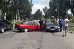 В Донецкой области в результате ДТП пострадали 3 человека