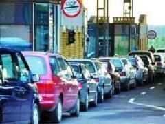 Количество автомобилей на иностранной регистрации оценивают в 600 тыс.