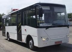 «Богдан Моторс» разработал газовый автобус